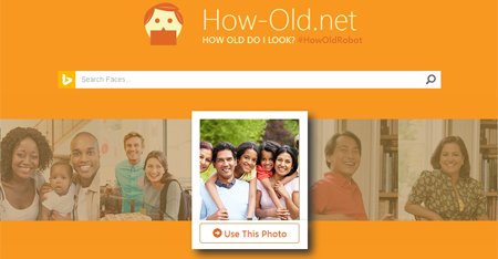 Descubre qué edad aparentas con How-Old.net