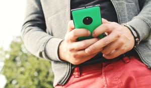 Gran aumento de las ventas a través de móvil