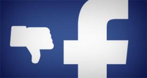 Facebook estrenará botón para los 'No me gusta'