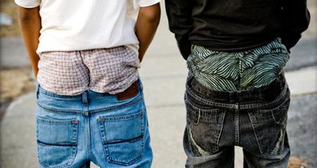 Estudiantes de Tennessee (EE.UU.) detenidos por llevar los pantalones demasiado caídos