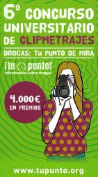Concurso universitario clipmetrajes: Drogas tu punto de mira