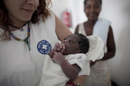 Foto: Médicos del Mundo